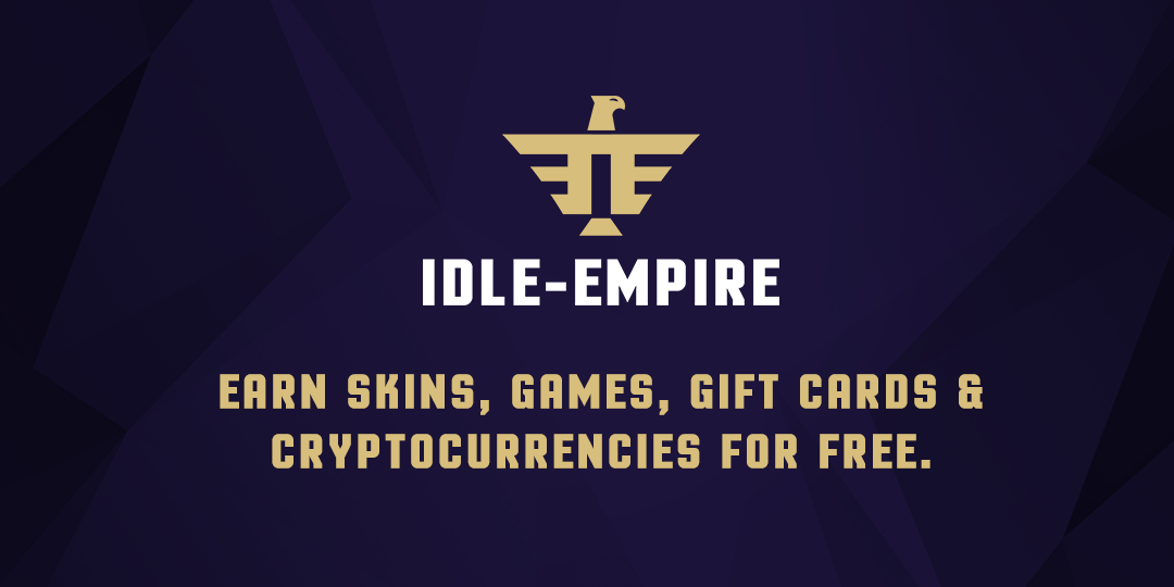Withdraw To Steam, SkinBaron, Coinbase, G2A & More - Idle-Empire