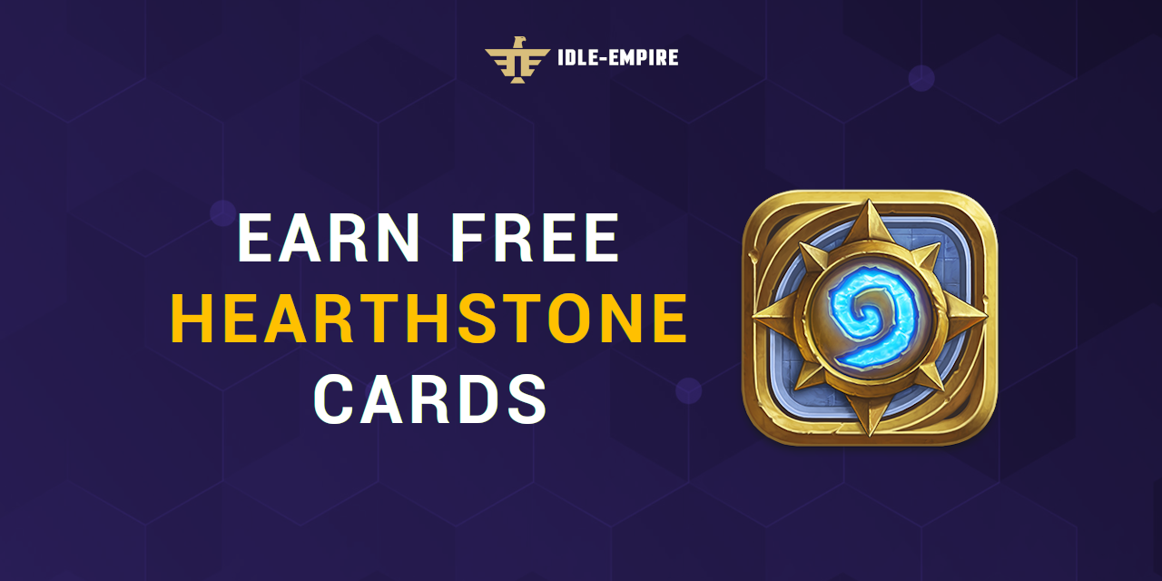 free hearthstone account with all cards